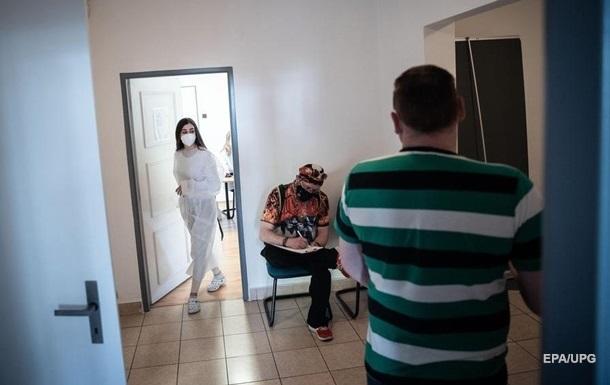 В Україні за добу прищепили 161 тисячу осіб