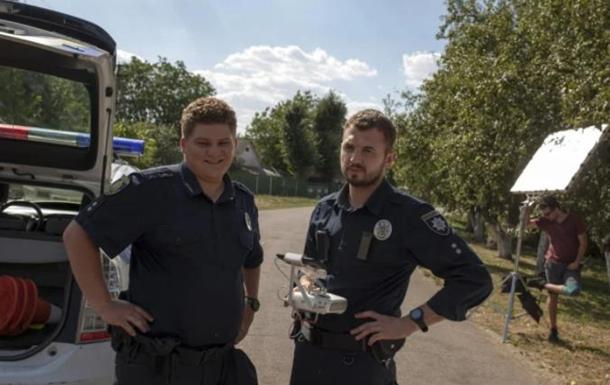 Вышел трейлер новой украинской комедии Янтарные копы