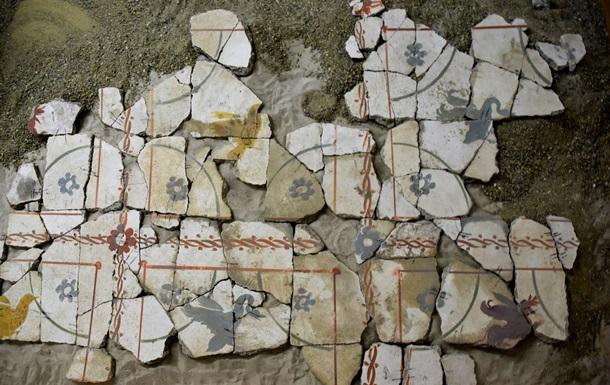 Разрушенные фрески в Помпеях восстановят роботы