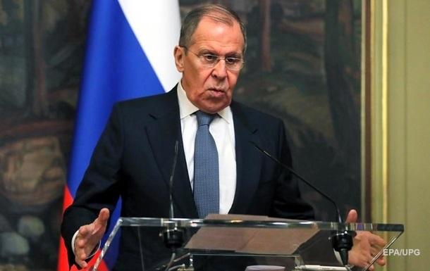Лавров заявив про  політичну шизофренію  Києва