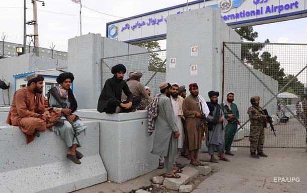 Из Кабула вылетел первый коммерческий рейс после прихода талибов к власти