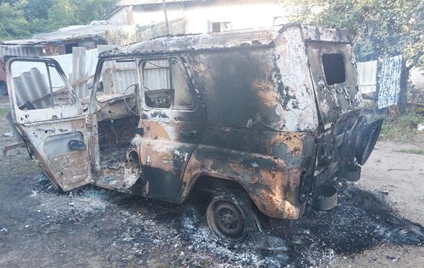 Оперативники СБУ потрапили під обстріл у зоні ООС