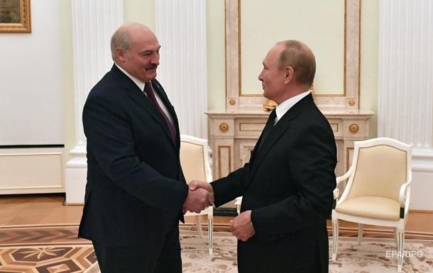 Один народ, союза нет. Лукашенко приехал к Путину