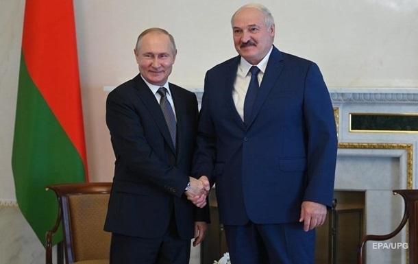 В СНБО прокомментировали союзные договоренности Путина и Лукашенко
