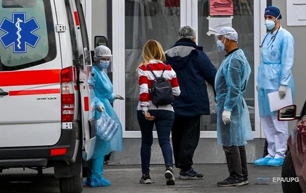В Україні 3,6 тисяч нових випадків COVID