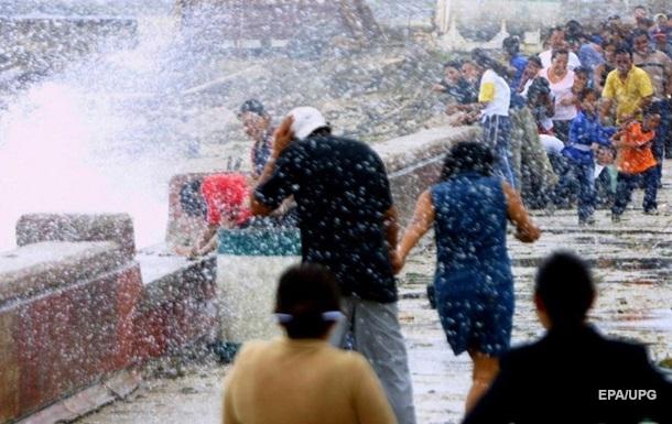 Мексику накрив ураган Олаф