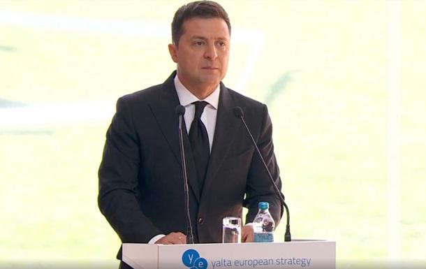 Зеленский хочет  предметной  встречи с Путиным