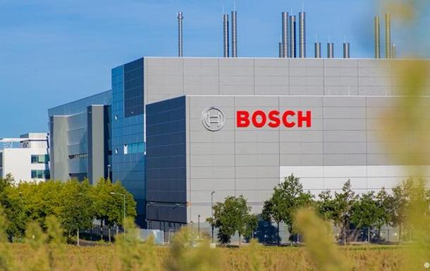 Bosch має намір запустити виробництво в Україні