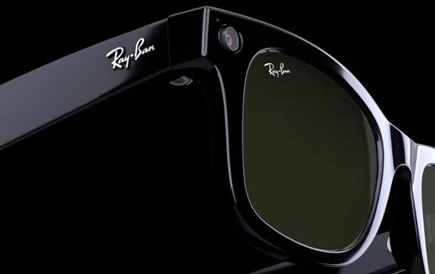 Facebook и Ray-Ban представили `умные` очки