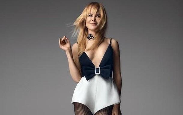 Николь Кидман снялась в первой рекламной кампании кинотеатров
