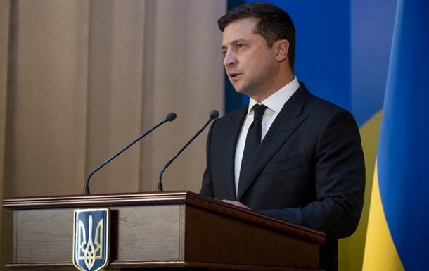 В інформаційному полі України немає єдності - Зеленський