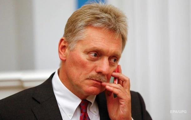 Кремль відповів на слова Зеленського за війну з РФ