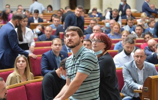 Рада требует от РФ освободить Джелялова и других крымских татар