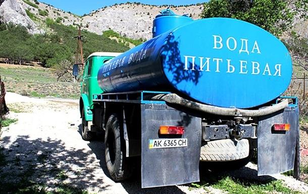 У Криму обмежено подачу води