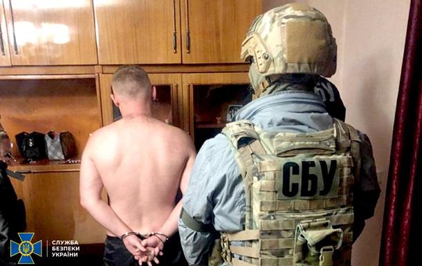 На Тернопольщине задержали `криминального авторитета` из России