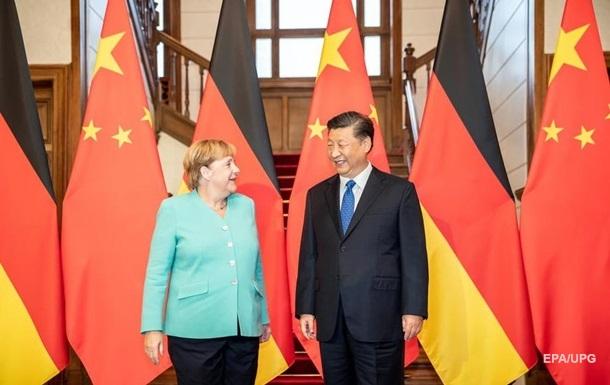 Меркель і Сі Цзіньпін обговорили Афганістан