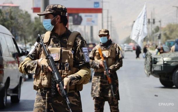 Талибы отменили инаугурацию правительства Афганистана