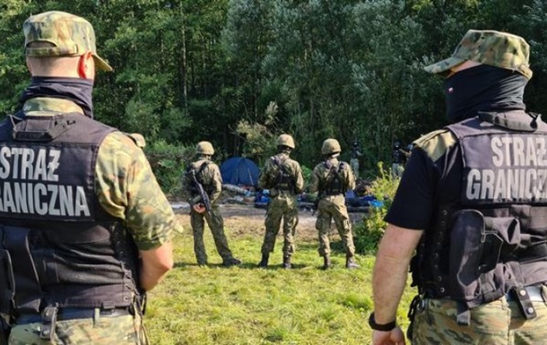 Миграционный кризис: военные Литвы получили больше полномочий у границы