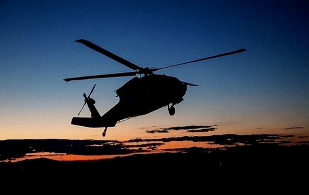 В Кот-д'Ивуаре разбился военный вертолет: пятеро погибших