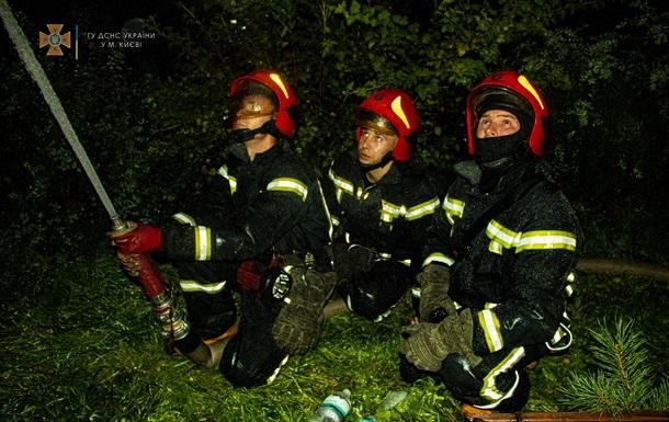 Два человека погибли во время пожара на Львовщине