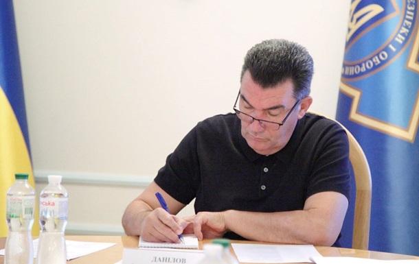 Данилов сообщил о планах эвакуации из Афганистана