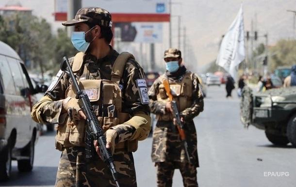 В Афганістані таліби підняли свій прапор над президентським палацом