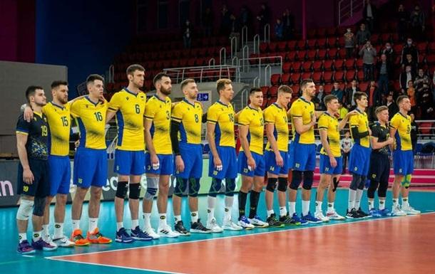 Украина уступила России в 1/8 финала Чемпионата Европы по волейболу