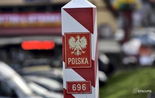 Українцю в Польщі запропонували на вибір: штраф або за ґрати