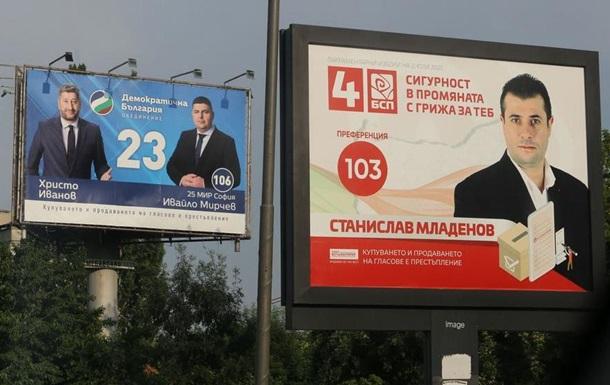 В Болгарии пройдут третьи за год выборы парламента