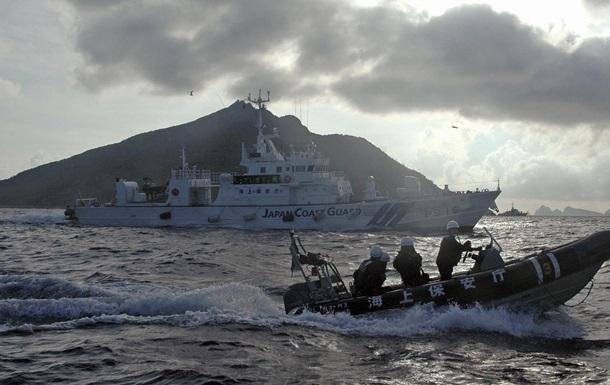 У берегов Японии столкнулись два судна, есть жертвы