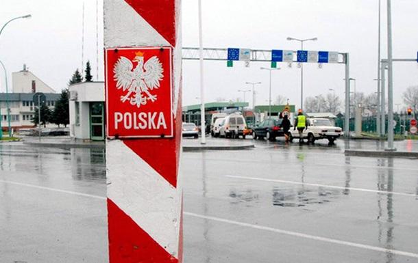 На границе с Польшей откроют новые пункты пропуска