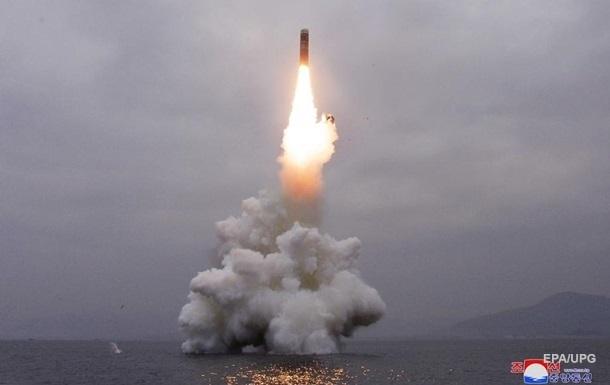 Ракетні запуски КНДР: Пентагон стежить за ситуацією
