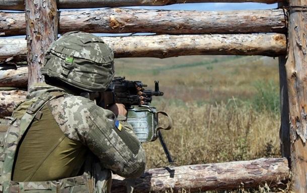 На Донбассе погиб боец ВСУ, еще трое ранены