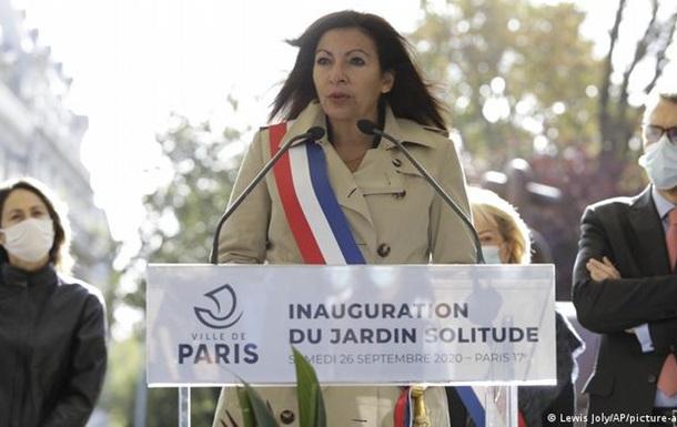 Мер Парижа Анн Ідальго має намір стати першою президенткою Франції