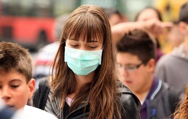 В Украине ожидается циркуляция сразу трех штаммов гриппа