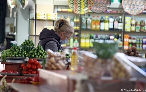 Зростання цін на продовольчі товари в Україні: ані кроку вниз
