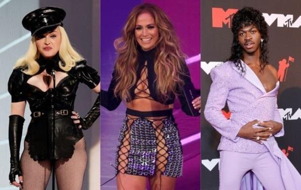 MTV Video Music Awards: найепатажніші наряди