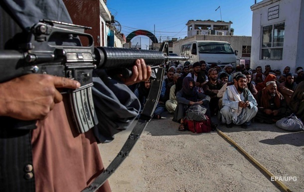 Таліби почали страчувати людей в Афганістані