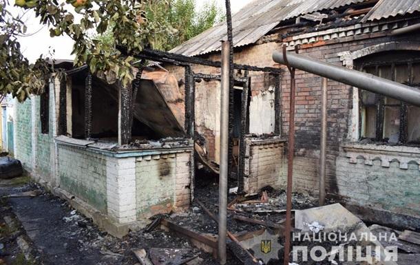 Образився і помстився: на Вінниччині чоловік спалив у будинку родича
