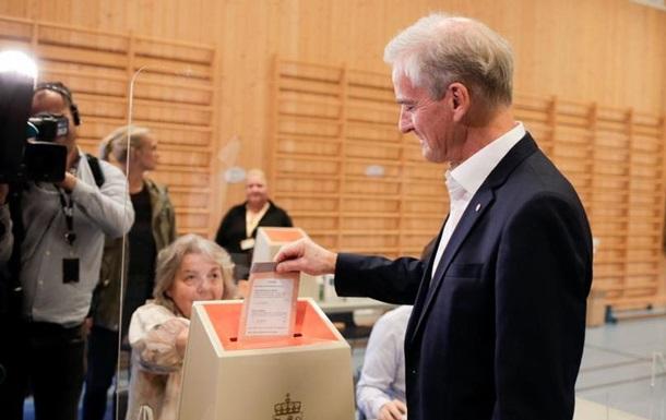 Лівоцентристи перемагають на виборах у Норвегії
