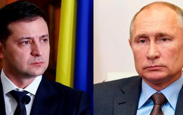Возможна ли встреча Зеленского с Путиным?