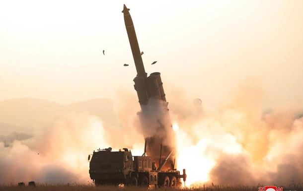 Обострение в регионе. КНДР запустила новую ракету