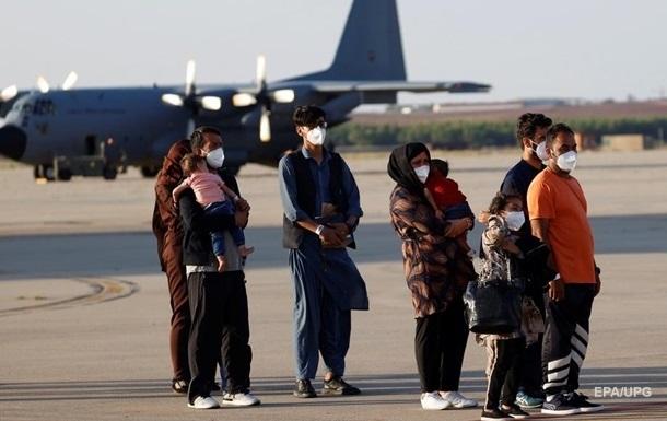 В Австрії заявили, що не приймуть жодного біженця з Афганістану