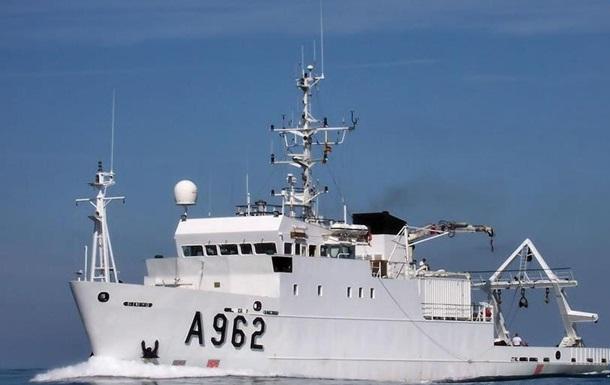 Як в України з явився новий дослідницький корабель і чому це важливо для ЄС