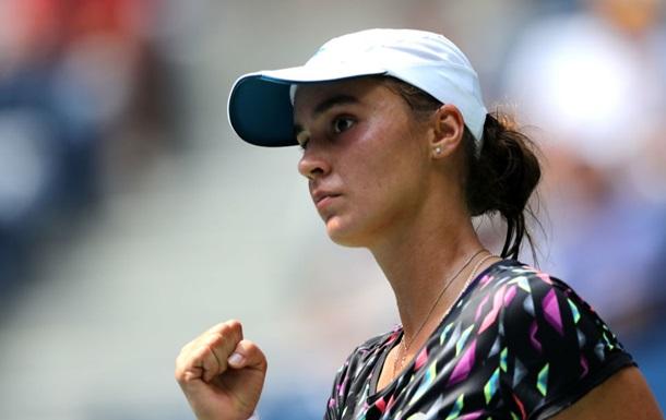 Калініна пробилася до другого кола престижного турніру в Словенії