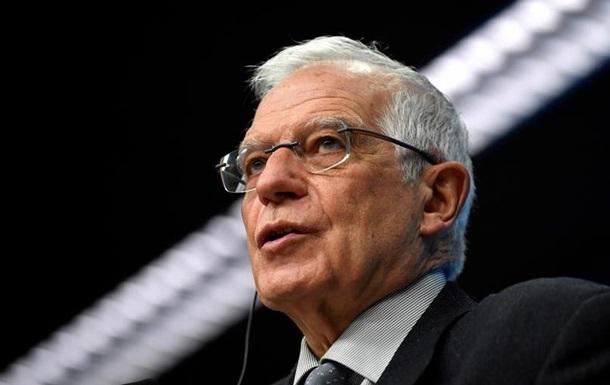 Боррель: ЄС має намір розпочати діалог з урядом талібів