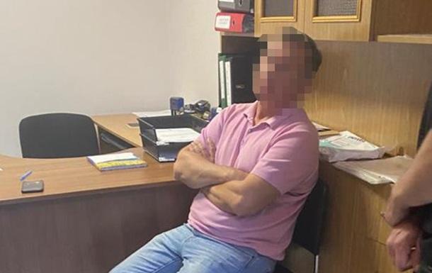 Чиновника Міноборони впіймали на хабарі в $30 тисяч