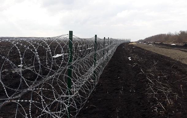 Украина доставила Литве третий груз для укрепления границы с Беларусью