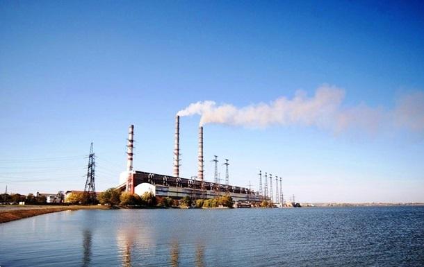 На Бурштынской ТЭС произошло аварийное отключение