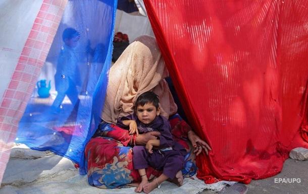 Київ назвав умову прийому афганських біженців